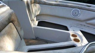 Boat Detailing Before