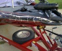 Metal Flake Repair