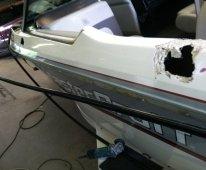 Inlaid Mold Repair