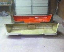 Hand Laid Fiberglass Fabrication